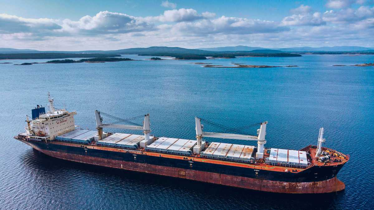 5 Care In Transporting Dry Cargo